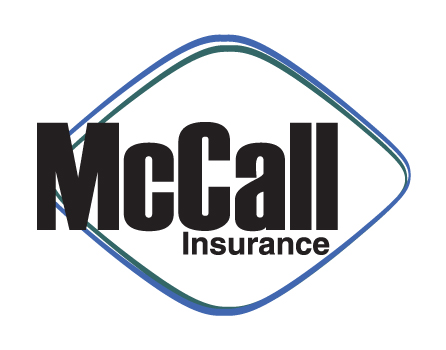 McCall Insurance Logo & Website